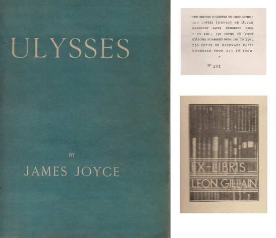 ulysses collage