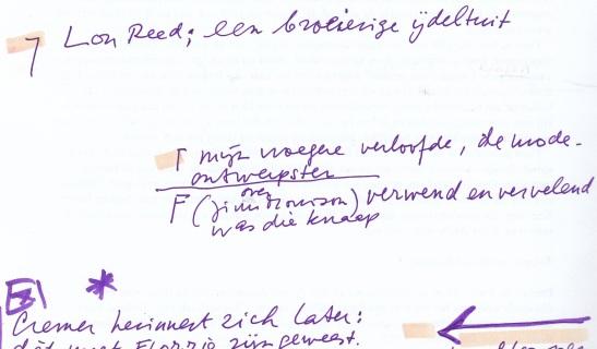 cremer handschrift