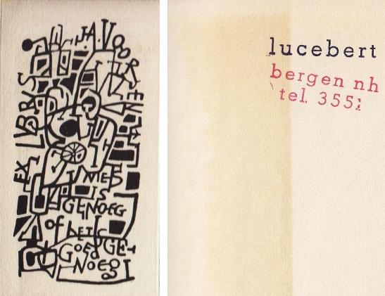 lucebert-exlibris